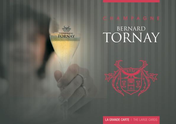 Bernard Tornay伯納多香檳
