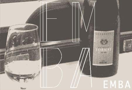 EMBA臺大香檳談五感講座