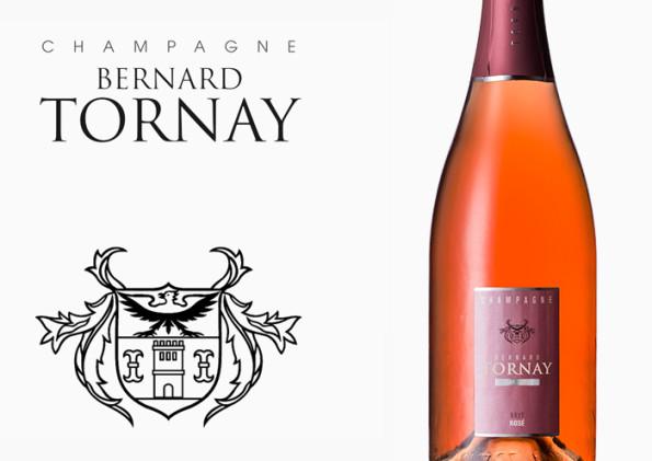 伯納多粉紅香檳