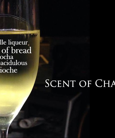 scent of champagne