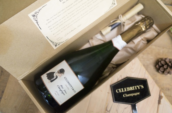 CELEBRITY'S & CO Champagne
