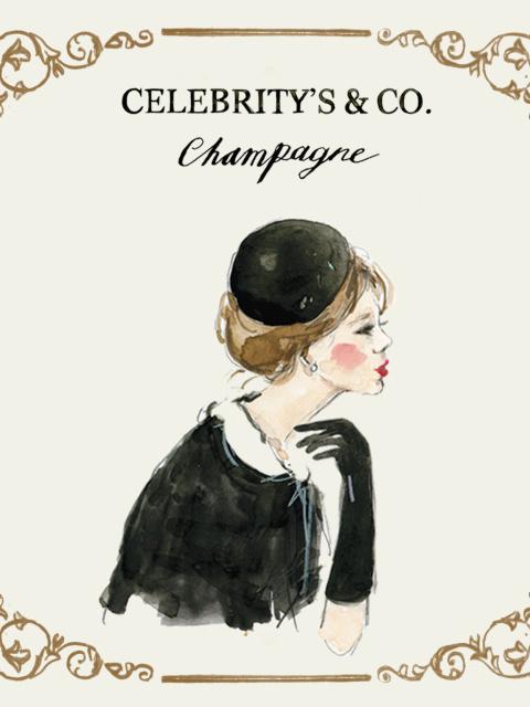 CELEBRITY'S & CO Champagne